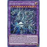 Blue-Eyes Alternative Ultimate Dragon - TN19-EN001 - Prismatic Secret Rare - Limited Edition