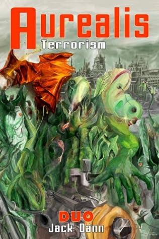 book cover of Aurealis Duo: Terrorism