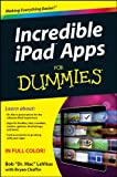 Incredible iPad Apps for Dummies, Bob LeVitus, 0470929790