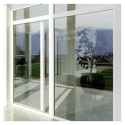 BDF NSN70 Window Film Transparent Ultra High Heat Rejection & UV Cut NSN 70 (Very Light) - 48in X 24ft by Buydecorativefilm (Image #2)