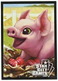 Star City Games Creature Collection Sleeve Twinpack: Piglet