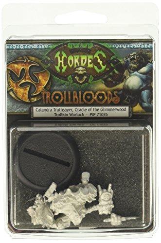 Privateer Press - Hordes - Trollblood: Calandra Truthsayer Model Kit 3