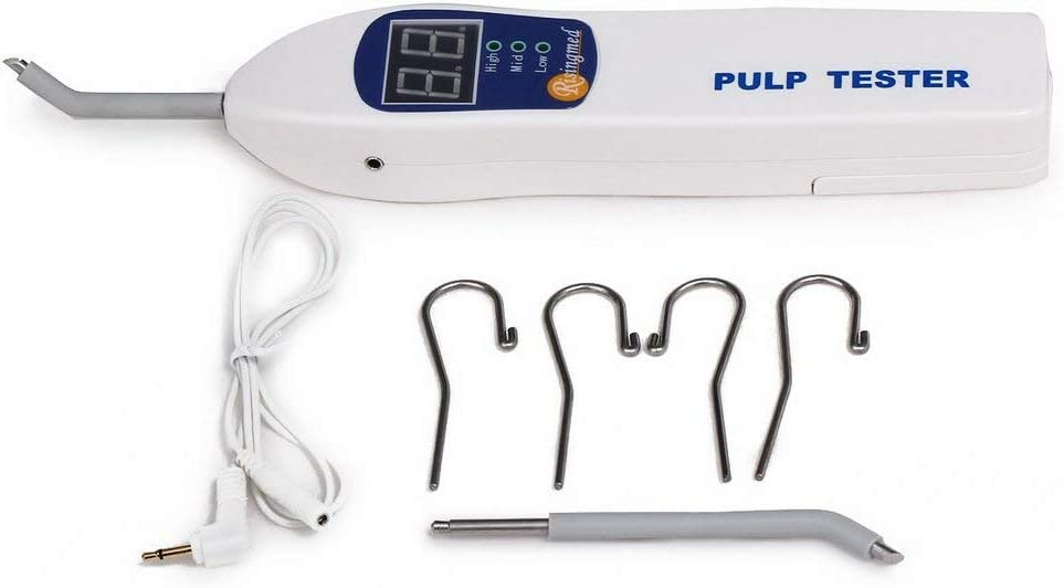 Aries Outlets Pulp Tester Teeth Nerve Vitality Detector Endodontic Measuring Tools