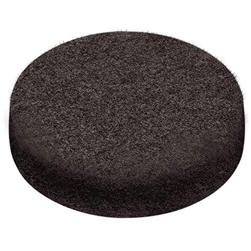 HoMedics Repl black wool filter 100/pk, 25 Count
