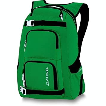Amazon.com: Dakine Duel Pack Laptop Backpack, Green: Sports & Outdoors