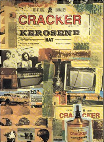 Cracker Kerosene Hat Pianovocalchords Cracker 0723188621286
