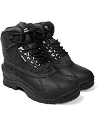 LB Leather Snow Boots Waterproof for 6 Style by CITI Shoes