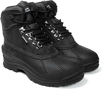 Amazon.com | WATERPROOF WINTER DUCK SNOW BOOTS | Shoes