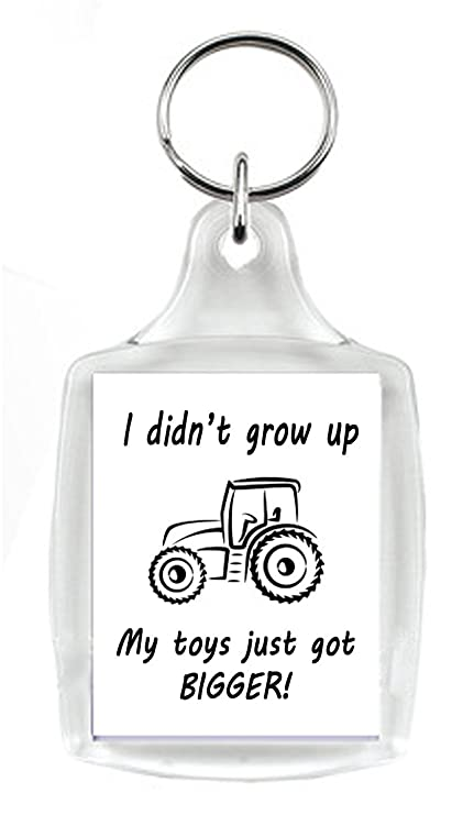 Amazon.com: I Didn 't Grow Up Mi Toys Just Got Bigger ...