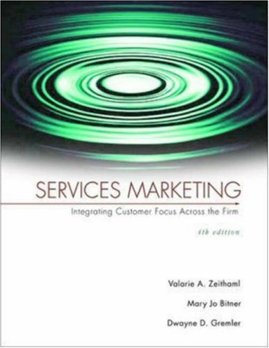 Services Marketing (4th Edition)