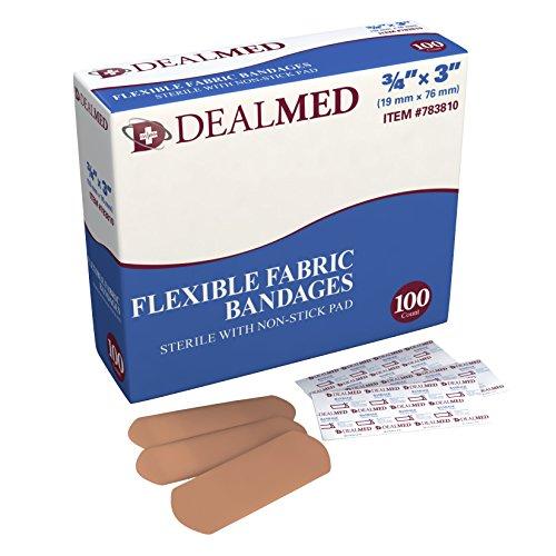 (Adhesive Bandages, 3/4