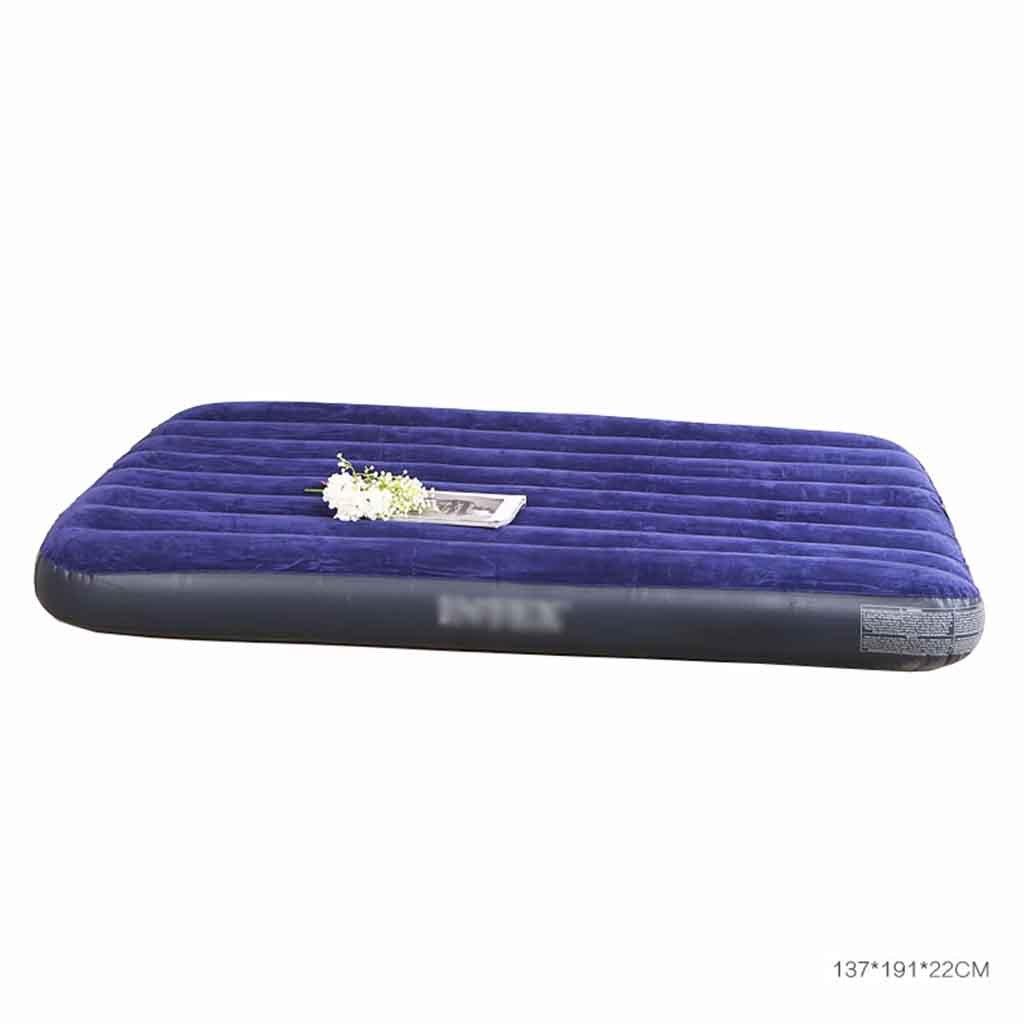 CGN ベッド、インフレータブルエアクッション家庭用マットレス屋外ポータブル B07DZ8X2RD 76cm*193cm*22cm