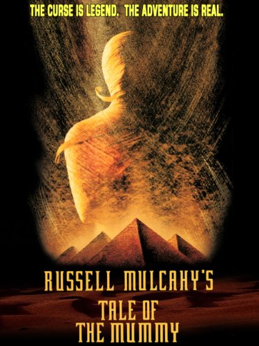 Russell Mulcahys Tale Of The Mummy
