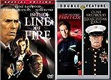 Clint Eastwood for President 3-Movie Bundle - In the Line of Fire, Firefox & Heartbreak Ridge 3-Movie Bundle
