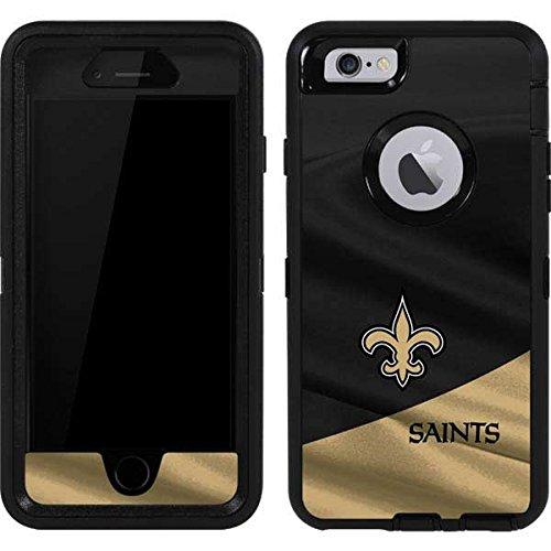 quality design d0dc0 8174b Amazon.com: New Orleans Saints OtterBox Defender iPhone 6 Skin - New ...