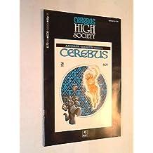 Cerebus High Society No. 4 March 1990