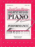 img - for David Carr Glover Method for Piano Performance: Level 2 book / textbook / text book