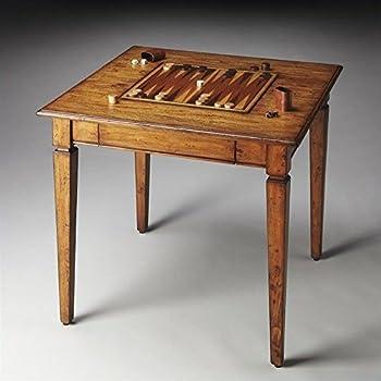 WOYBR 2364120 Game Table Modern