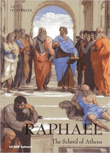 Raphael: The School of Athens (Art Mysteries): Marco Carminati ...