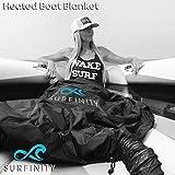 Surfinity Heated Boat Blanket Wakeboard Wake surf Tow Boat....
