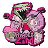 Aquarius Invader Zim Funky Chunky Magnet