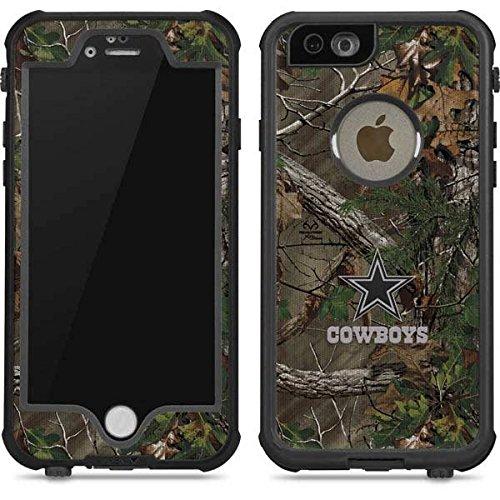 reputable site 632f9 a8db7 Dallas Cowboys iPhone 6/6s Waterproof Case | Skinit Waterproof Case - Snow,  Dust, Waterproof iPhone 6/6s Cover