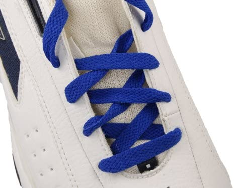"""36/"""" 45 /"""" 54/"""" 27 inch shoelace round run shoe lace sneaker string ROYAL BLUE"""