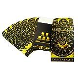 250 La Lune Le Soleil Concentrates Gold Foil Extract Shatter Labels Envelopes #163