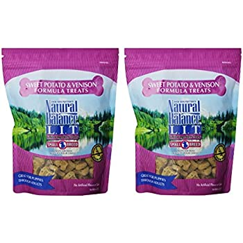 Amazon.com : Natural Balance Limited Ingredient Dog Treats