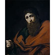 'Ribera Jose De San Pablo 1630 35 ' Oil Painting, 30 X 37 Inch / 76 X 93 Cm ,printed On High Quality Polyster Canvas ,this Imitations Art DecorativeCanvas Prints Is Perfectly Suitalbe For Laundry Room Gallery Art And Home Decoration And Gifts