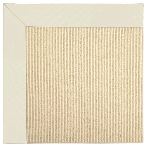 Capel Rugs Zoe-Beach Sisal Rectangle Machine Tufted Area Rug, 24