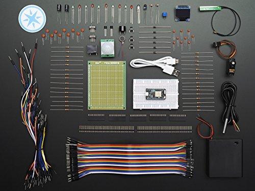 adafruit starter kit - 9