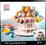 Sweet Creations Cake Pop and Cupcake Stand