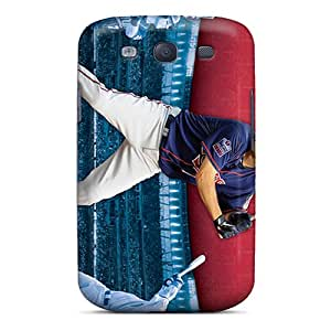 Snap-on Case Designed For Galaxy S3- Minnesota Twins