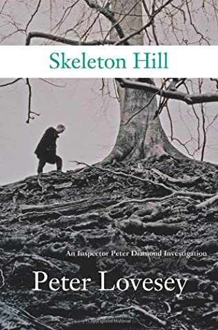 book cover of Skeleton Hill