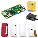 PC Hardware : CanaKit Raspberry Pi Zero W (Wireless) with Official Case and Power Supply