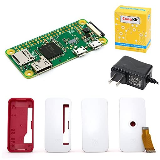CanaKit-Raspberry-Pi-Zero-W-Wireless-with-Official-Case-and-Power-Supply