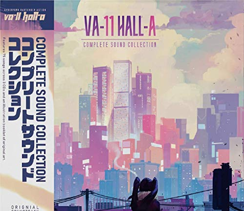 Price comparison product image VA-11 HALL-A: Complete Sound Collection