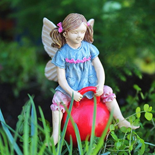 Mini Dollhouse FAIRY GARDEN Accessories - Jordan - My Garden (Jordan Miniatures)
