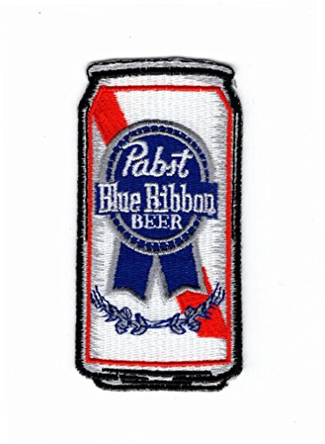 pabst-blue-ribbon-embroidered-iron-on-beer-can-patch
