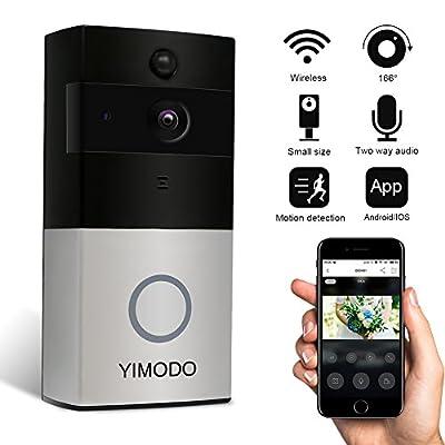 Smart Wi-Fi Video Doorbell