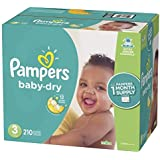 12 Pack of Infant 3-Ply Sensitive Skin Baby Wipes 1152 count Hypoallergenic