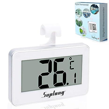 Termómetro digital Termómetro de Frigorífico - Suplong Mini ...