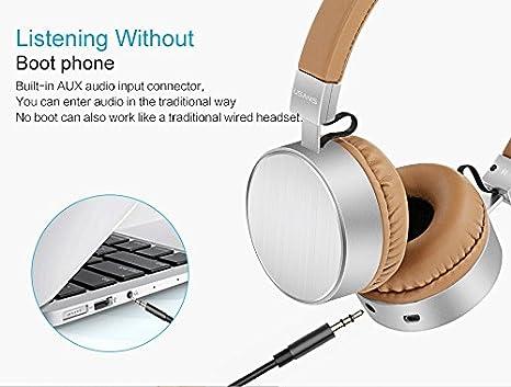 Tai nghe Headphone bluetooth USAMS LH001 chính hãng 03200