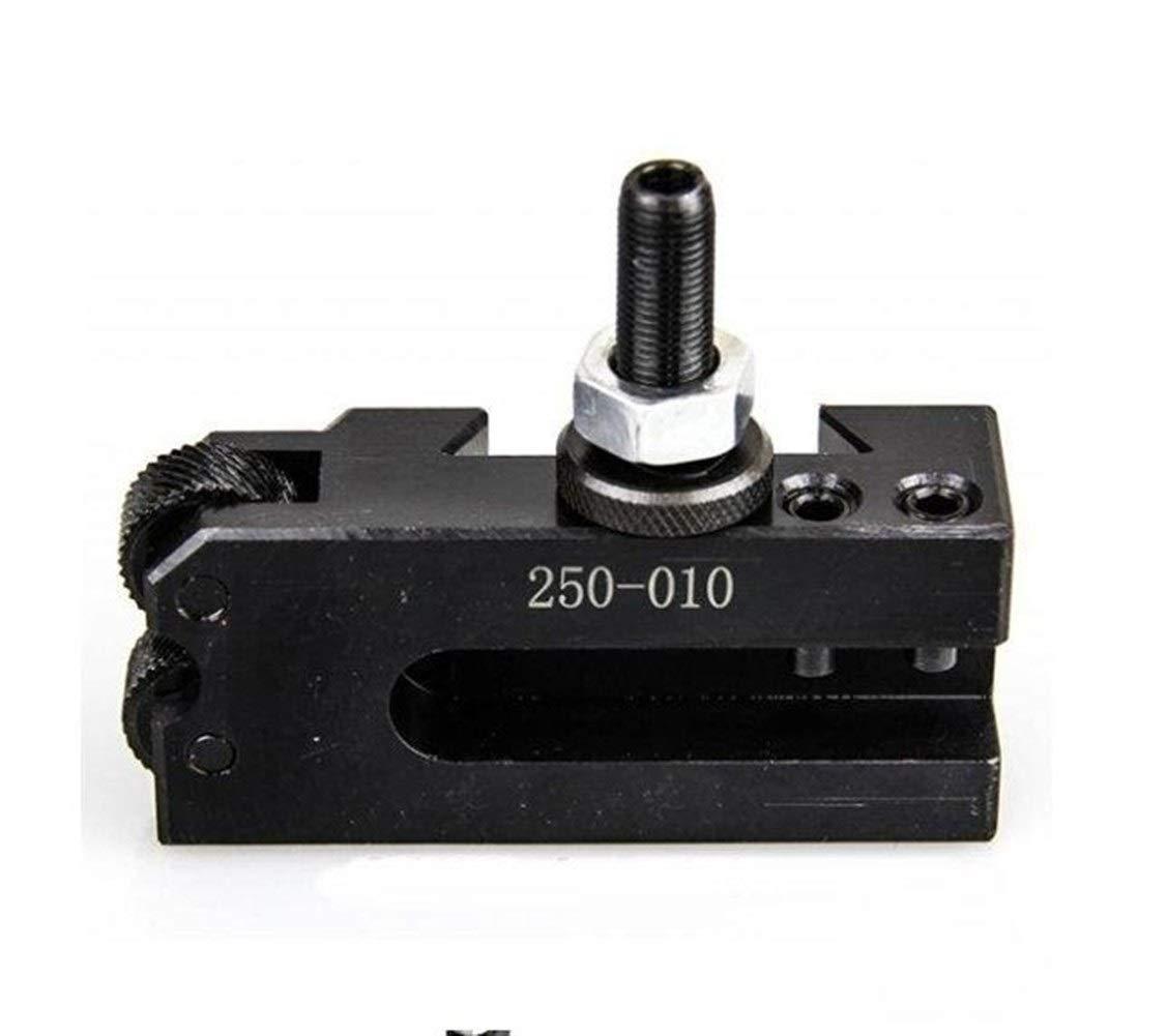 Size : 10 Nrthtri smt DMC-250-000 Cuniform GIB Type Quick Change Tools Kit Tool Post 250 001-010 Tool Holder for Lathe Tools Lathes