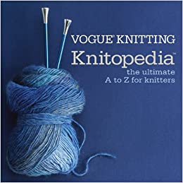 You are vogue knitting book