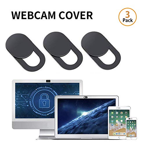 Leegoal Webcam Cover, Ultra-Thin 0.03 inch Web Camera Cover