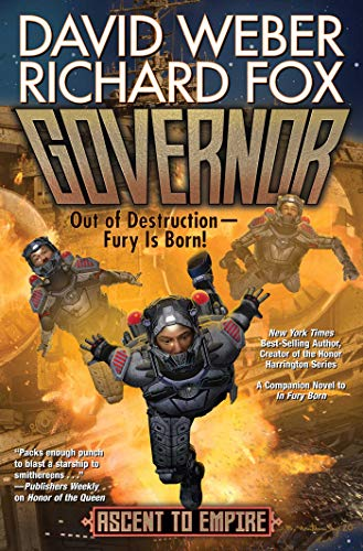 Book Cover: Governor