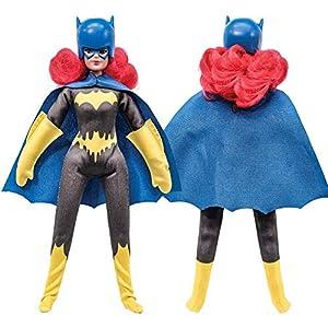 51w5rN%2BZeeL. SS300 DC Comics 8 Inch Action Figures: Batgirl [Cloth Print] [Loose in Factory Bag]