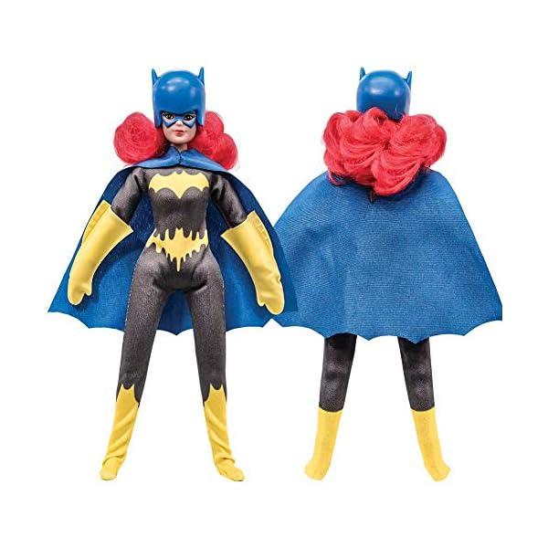 51w5rN%2BZeeL DC Comics 8 Inch Action Figures: Batgirl [Cloth Print] [Loose in Factory Bag]